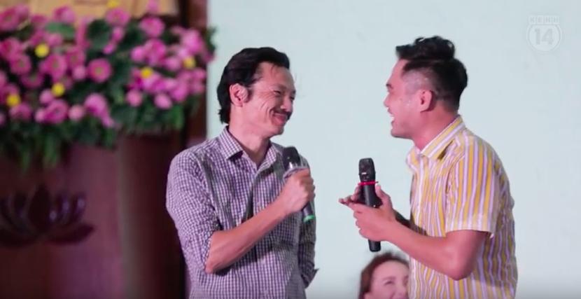 Câu chuyện tình đam mỹ nóng nhất đêm nay: NSƯT Trung Anh và Trọng Hùng từ bố chồng - con rể trở thành... cặp đôi? - Ảnh 7.