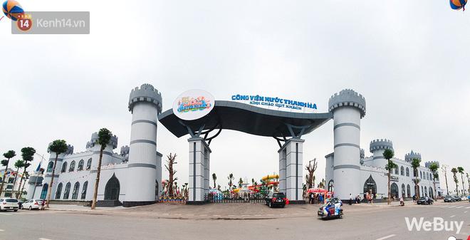 Review công viên nước Thanh Hà: Thích hợp với trẻ nhỏ, chưa đủ đô với người lớn, không siêu to khổng lồ như kỳ vọng - Ảnh 3.