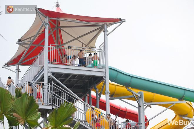 Review công viên nước Thanh Hà: Thích hợp với trẻ nhỏ, chưa đủ đô với người lớn, không siêu to khổng lồ như kỳ vọng - Ảnh 9.