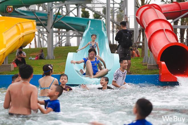Review công viên nước Thanh Hà: Thích hợp với trẻ nhỏ, chưa đủ đô với người lớn, không siêu to khổng lồ như kỳ vọng - Ảnh 14.