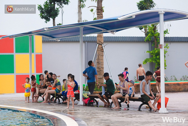 Review công viên nước Thanh Hà: Thích hợp với trẻ nhỏ, chưa đủ đô với người lớn, không siêu to khổng lồ như kỳ vọng - Ảnh 12.
