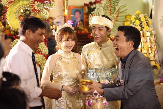 Mai Quỳnh Anh bị soi vòng 2 to bất thường trong đám cưới - Ảnh 2.