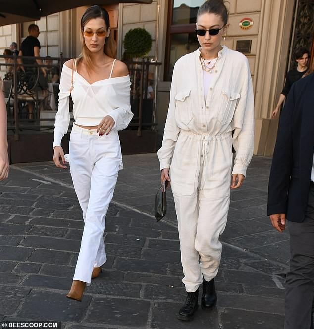 4 chân dài 9X hot nhất Hollywood đọ sắc chan chát: Vợ Justin áp đảo chị em nhà Hadid, Kendall Jenner gây thất vọng - Ảnh 3.