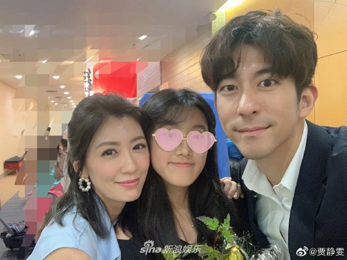 Sau 9 năm ly hôn, Triệu Mẫn Giả Tịnh Văn chịu tái ngộ chồng đại gia từng bắt cóc con gái sang Mỹ vì 1 lý do - Ảnh 6.