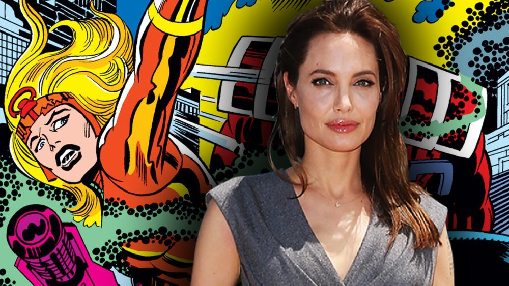 Nghe mô tả vai của Angelina Jolie ở The Eternals, ai cũng muốn thốt lên: Ủa mạnh vậy ai chơi? - Ảnh 6.
