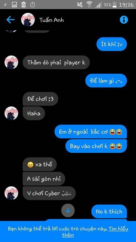 Giọng hát Việt 2019 tiếp tục dính phốt với nam thí sinh bị tố gạ gẫm, đòi chat sex - Ảnh 2.