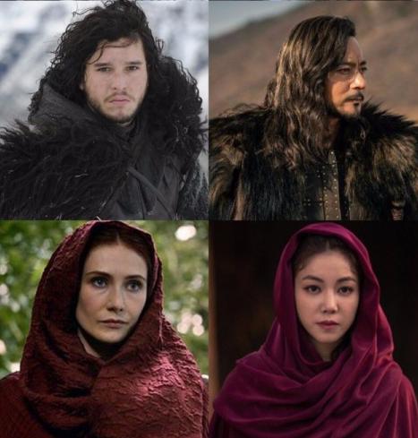 Dính tranh cãi đạo nhái Game of Thrones, vì sao Arthdal Niên Sử Kí của Song Joong Ki vẫn hot? - Ảnh 3.