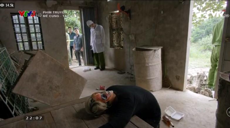 Tập 15 Mê Cung: Cảnh sát Khánh trúng khổ nhục kế của ông trùm ma túy, bắn chết đồng đội để được thừa nhận - Ảnh 5.