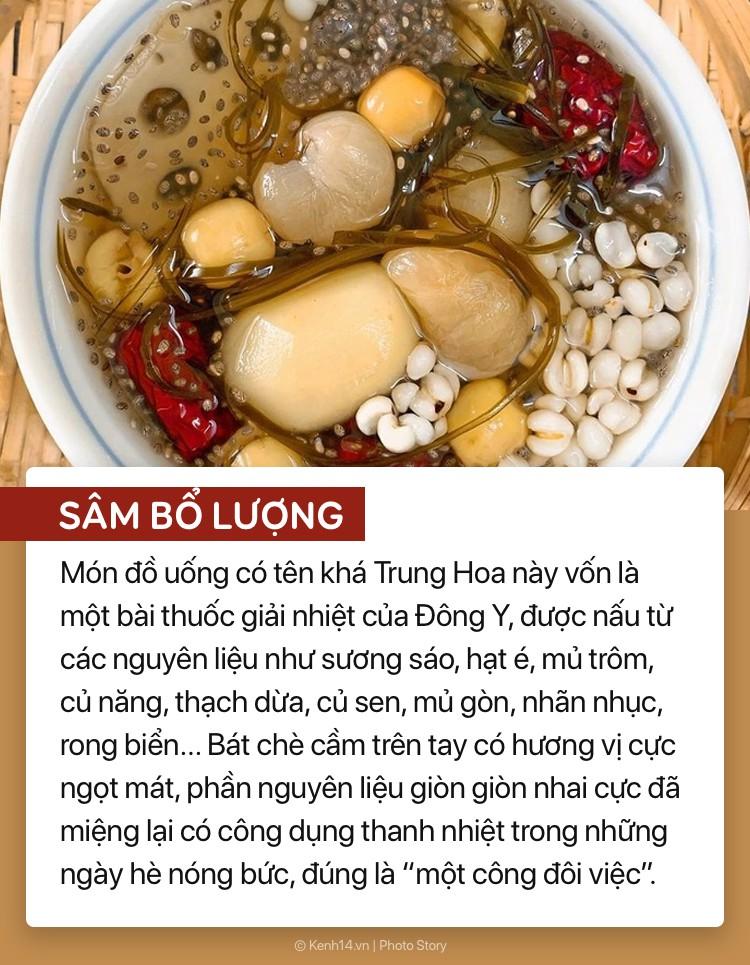 Những thức uống này nghe thì lạ lẫm với người Hà Nội, chứ ở Sài Gòn mùa hè năm nào cũng bán khắp mọi nẻo đường - Ảnh 1.