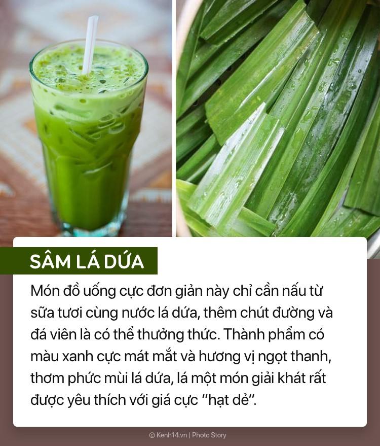 Những thức uống này nghe thì lạ lẫm với người Hà Nội, chứ ở Sài Gòn mùa hè năm nào cũng bán khắp mọi nẻo đường - Ảnh 5.