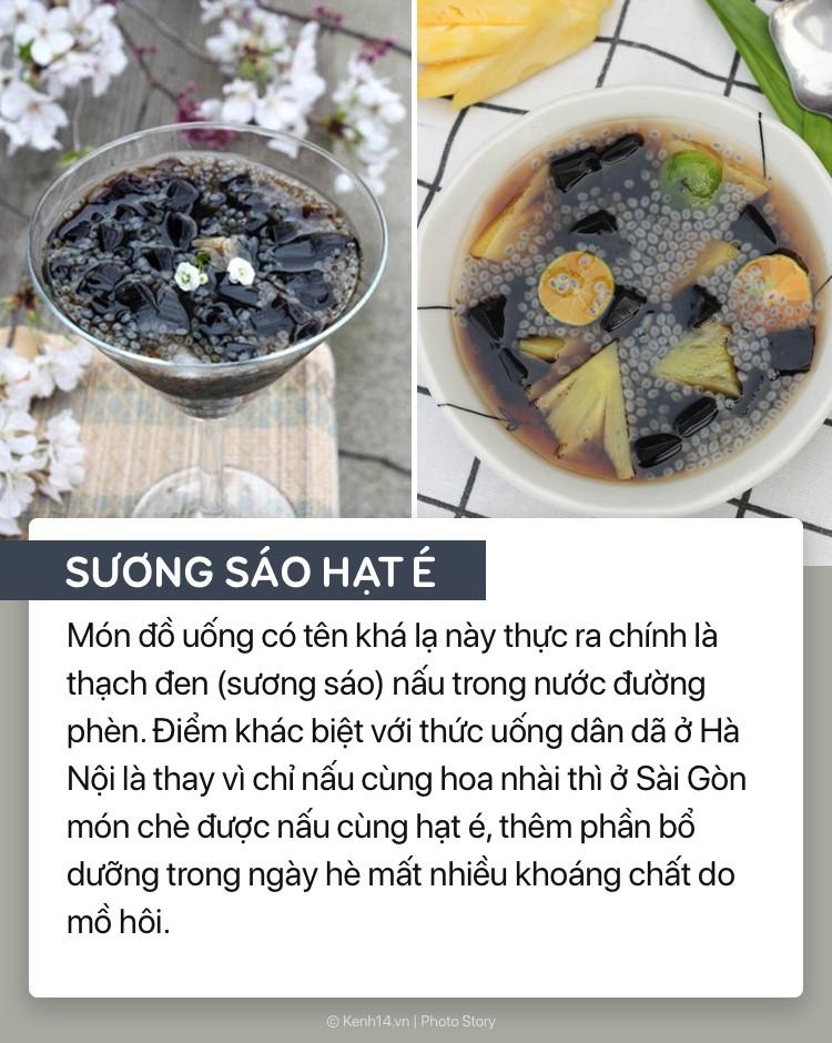Những thức uống này nghe thì lạ lẫm với người Hà Nội, chứ ở Sài Gòn mùa hè năm nào cũng bán khắp mọi nẻo đường - Ảnh 9.