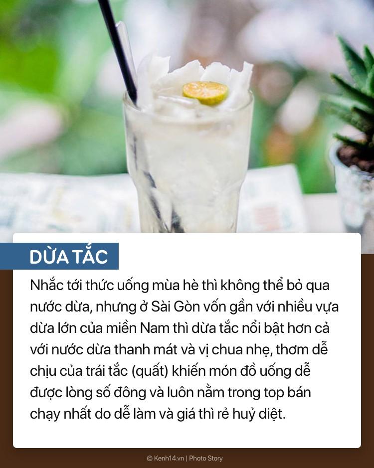 Những thức uống này nghe thì lạ lẫm với người Hà Nội, chứ ở Sài Gòn mùa hè năm nào cũng bán khắp mọi nẻo đường - Ảnh 13.