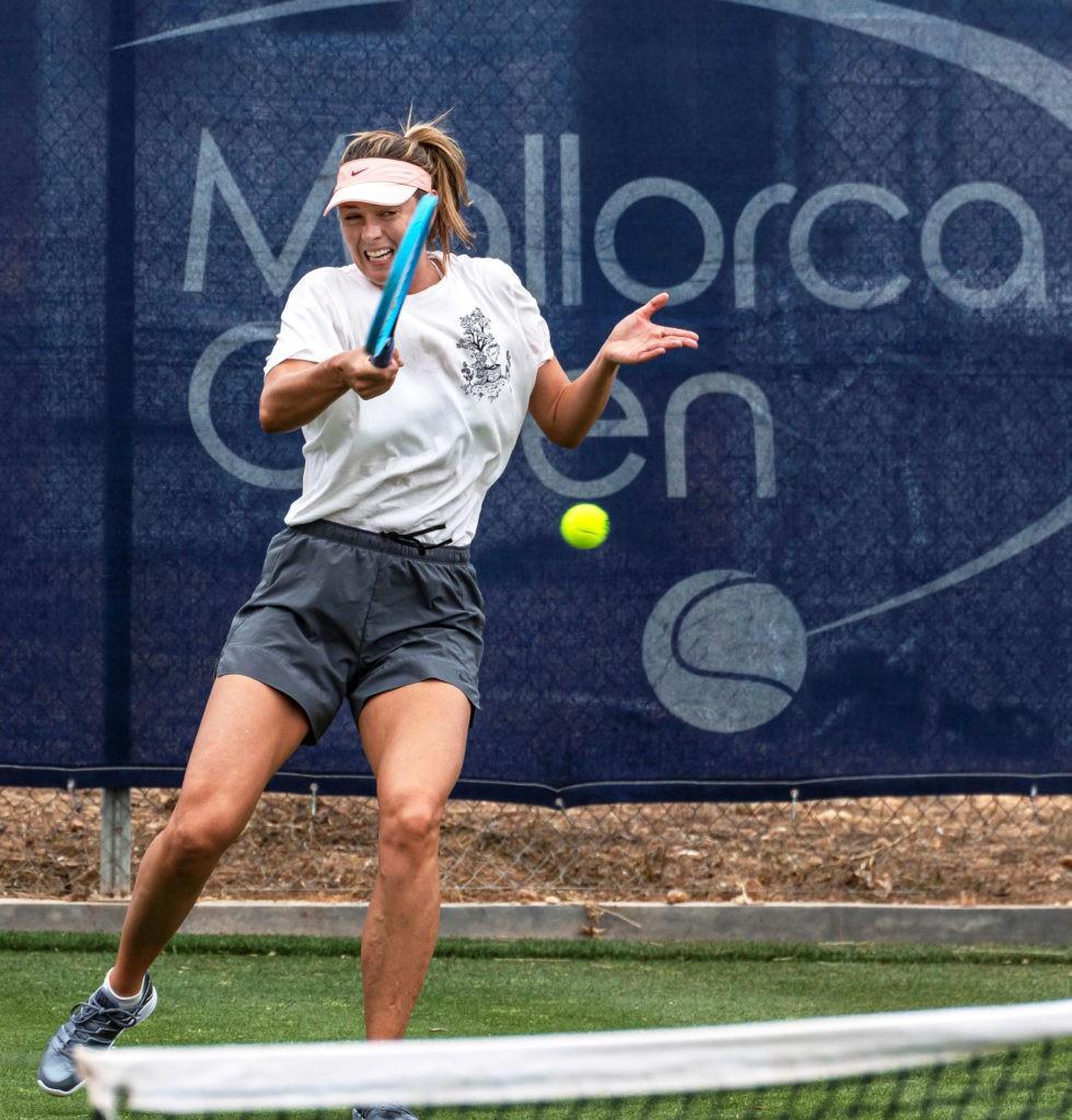 Không ai ngờ bước qua tuổi 32, nhan sắc của nữ hoàng quần vợt Maria Sharapova lại xuống dốc đến mức như thế này - Ảnh 3.