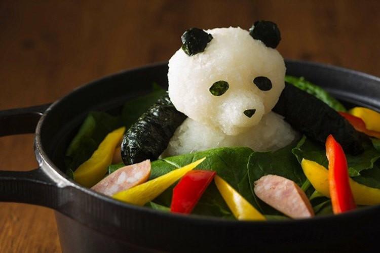 Vi diệu như người Nhật, bào củ cải thôi mà cũng bào ra loạt tác phẩm nghệ thuật - Ảnh 6.