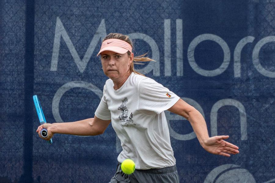 Không ai ngờ bước qua tuổi 32, nhan sắc của nữ hoàng quần vợt Maria Sharapova lại xuống dốc đến mức như thế này - Ảnh 1.