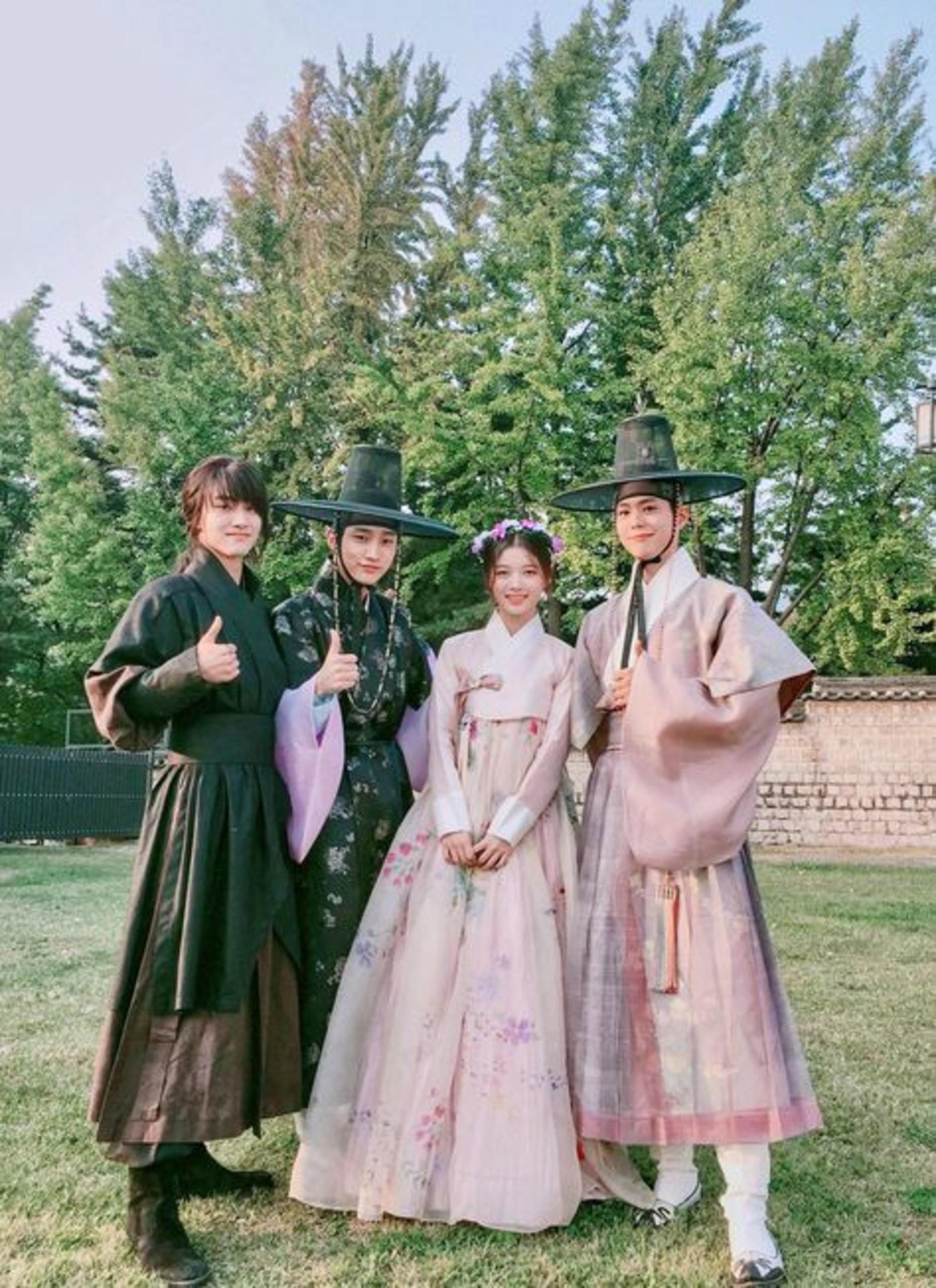 6 điểm khác biệt rành rành giữa phim cổ trang Hàn và Trung - Ảnh 10.