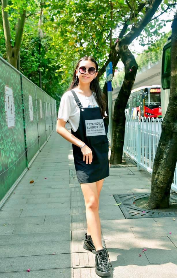 Đẹp cả đôi đã đành, con gái nhà MC Quyền Linh còn khiến dân tình ngưỡng mộ vì cách thể hiện tình cảm qua style - Ảnh 3.