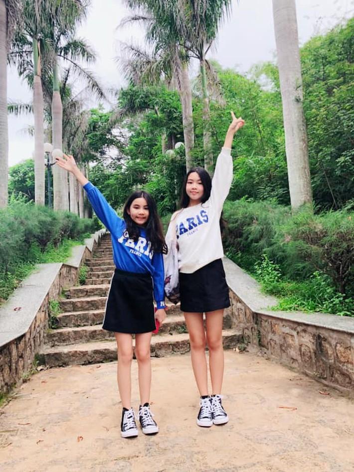 Đẹp cả đôi đã đành, con gái nhà MC Quyền Linh còn khiến dân tình ngưỡng mộ vì cách thể hiện tình cảm qua style - Ảnh 4.