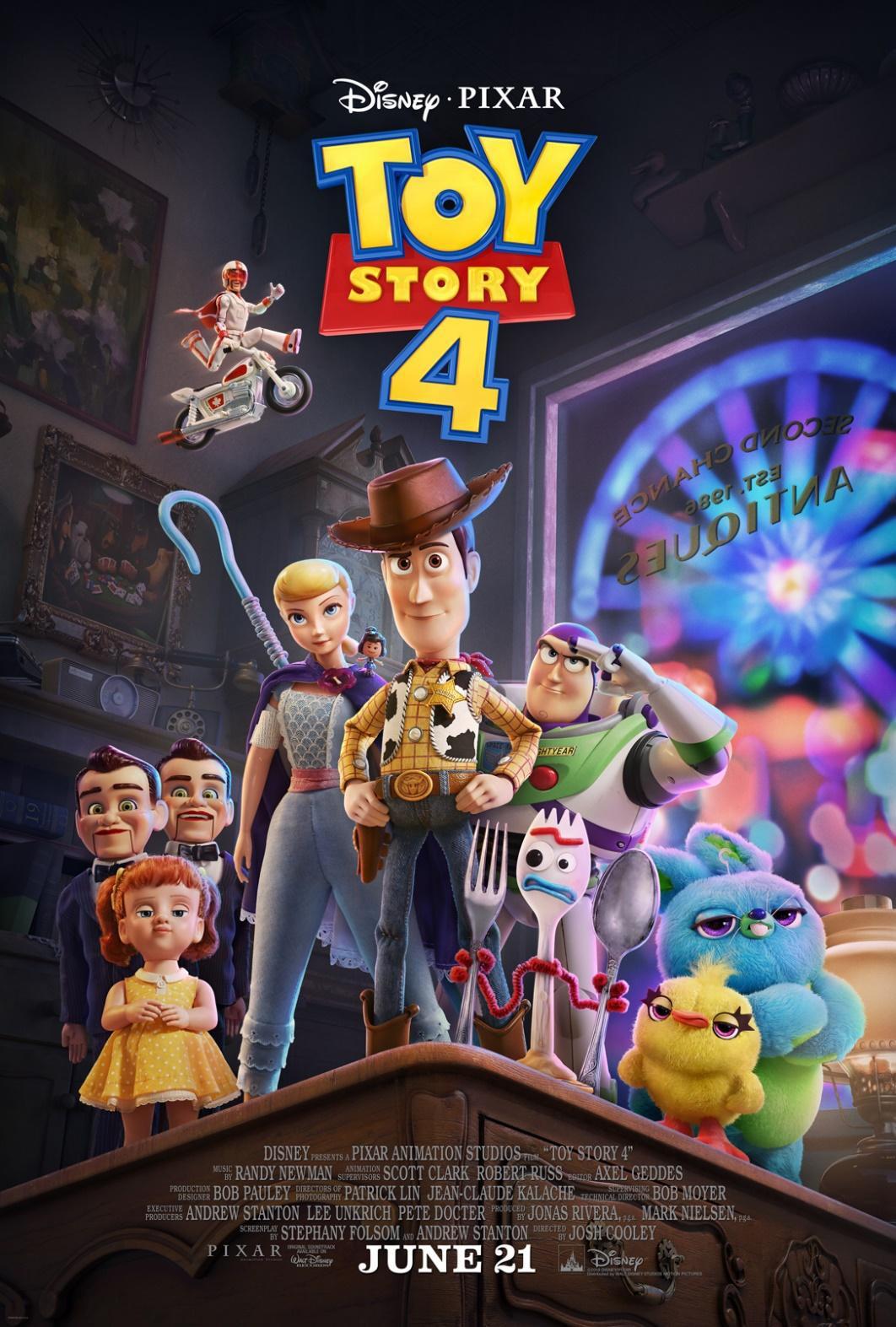 Toy Story 4 được khen ngợi tuyệt đối với 100% phiếu bé ngoan tròn trĩnh từ giới phê bình - Ảnh 7.