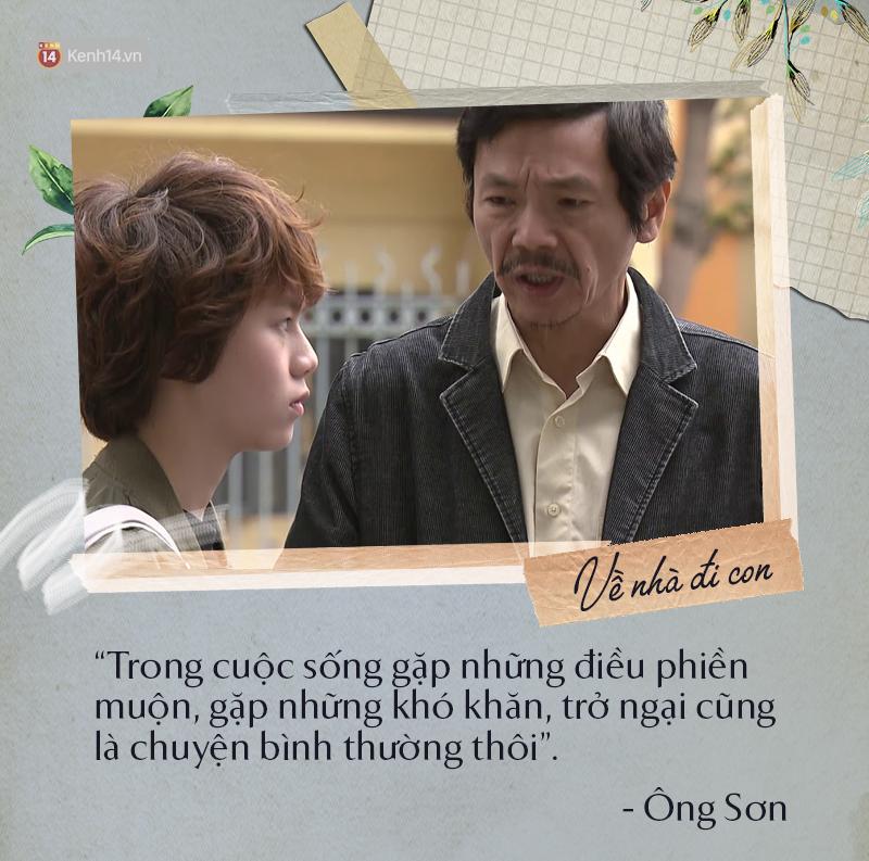 3 ông bố của Về nhà đi con cũng như mọi bậc phụ huynh trên đời đều muốn dạy con mình những điều tốt nhất - Ảnh 3.