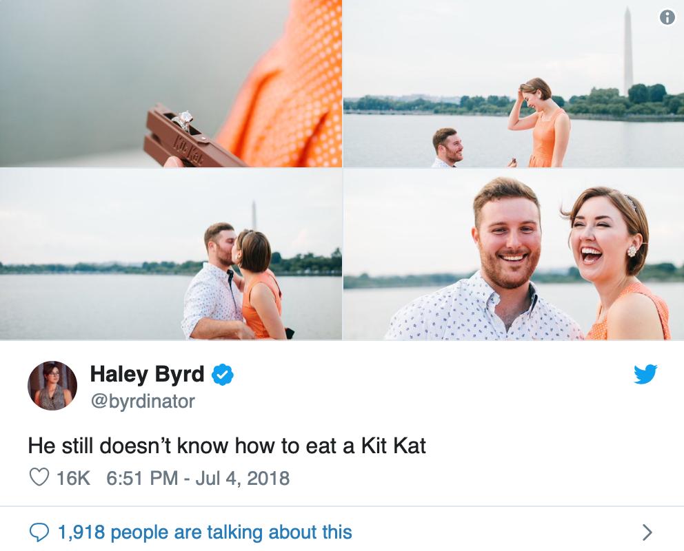 Ăn Kit Kat kiểu nổi loạn, thanh niên bị dân mạng ném đá và đề nghị bạn gái chia tay - Ảnh 7.