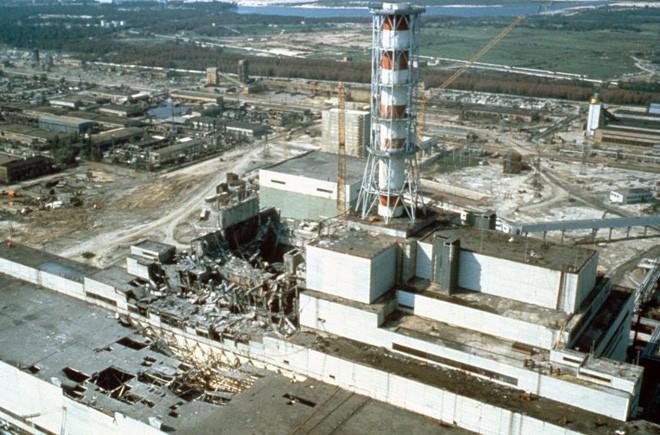 Nhà khoa học cứu thế giới khỏi thảm họa Chernobyl - Ảnh 4.