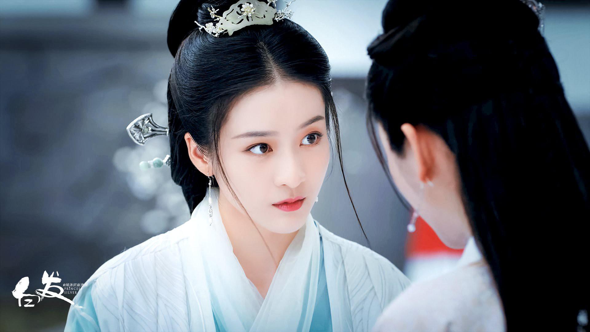 Combo trọn 8 cái khổ gom vừa đủ nữ chính Bạch Phát Vương Phi, cô gái vàng trong làng bị cả thế giới phản bội - Ảnh 7.