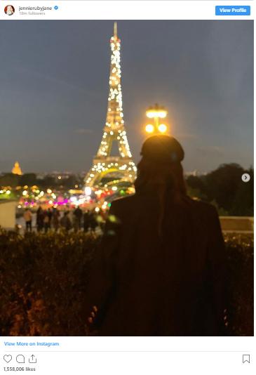 18 khoảnh khắc triệu like gây bão Instagram của Jennie: Bí quyết nằm ở body, 1 mỹ nhân đặc biệt được ưu ái lộ diện - Ảnh 5.