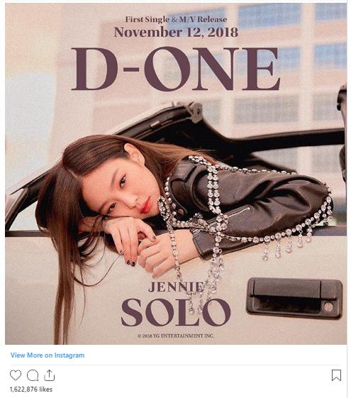 18 khoảnh khắc triệu like gây bão Instagram của Jennie: Bí quyết nằm ở body, 1 mỹ nhân đặc biệt được ưu ái lộ diện - Ảnh 6.