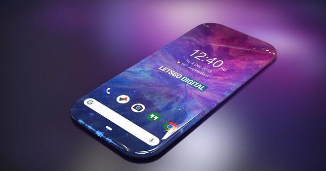 Samsung được cấp bằng sáng chế smartphone với màn hình cong tràn cả 4 cạnh - Ảnh 1.