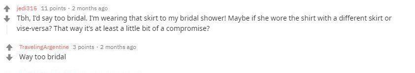 Sợ mẹ mặc váy trắng đẹp hơn mình trong đám cưới, cô dâu lên mạng giãi bày, tưởng bị ném đá nào ngờ lại được đồng tình - Ảnh 2.