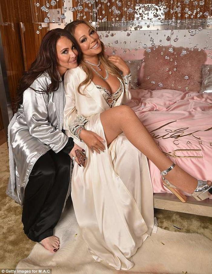 """Giữa scandal cắm sừng hôn phu tỷ phú rúng động giải trí thế giới, Mariah Carey bị """"bóc phốt"""" thêm nhiều sở thích bệnh hoạn - Ảnh 5."""