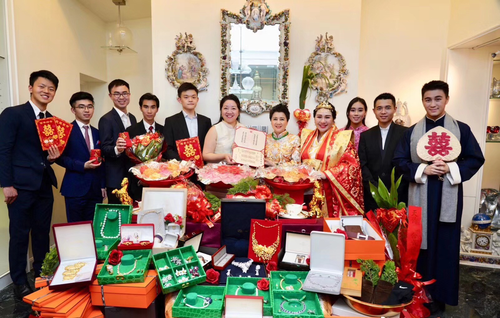Chuyên nhà siêu giàu: Hoa mắt giá trên trời của hồi môn châu báu, biệt thự siêu sang của ái nữ trùm sòng bạc Macau - Ảnh 5.