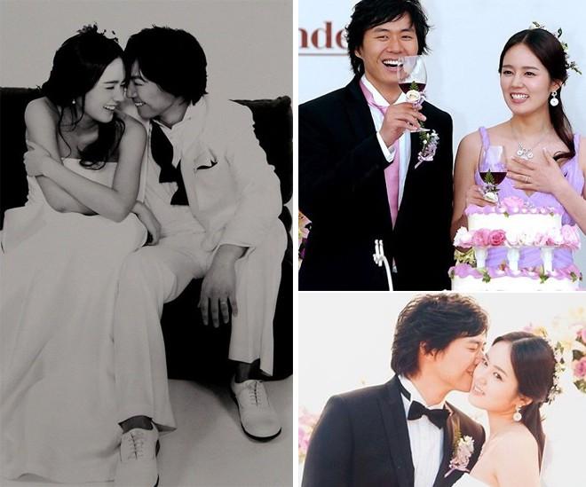 Cuộc hôn nhân phim giả tình thật đáng ngưỡng mộ của Han Ga In: Một lần hợp tác, dính voucher phu thê cả đời - Ảnh 9.