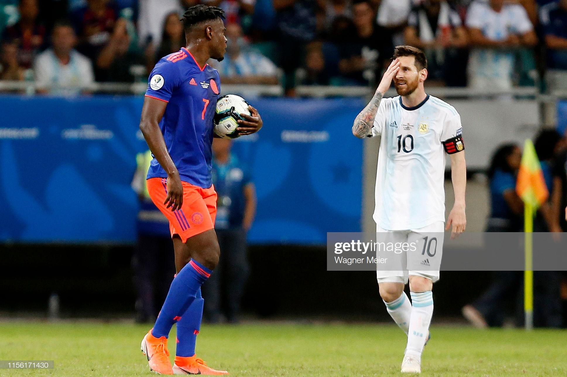 Messi mờ nhạt, Argentina nhận thất bại tủi hổ ở trận ra quân Copa America - Ảnh 6.