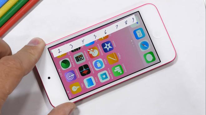 Thử độ bền iPod touch 2019: Hãy luôn dùng ốp nếu bạn muốn bảo vệ nó - Ảnh 2.