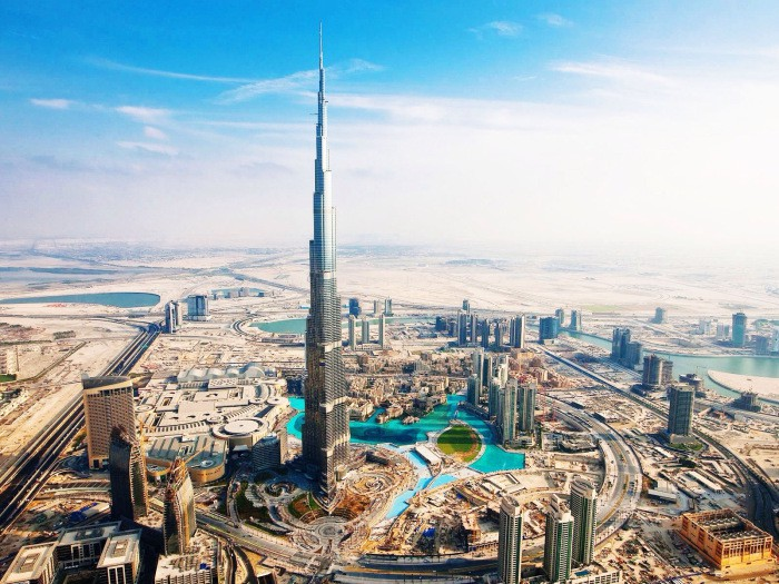 Kiến trúc độc của 5 tòa nhà cao nhất thế giới - Ảnh 2.