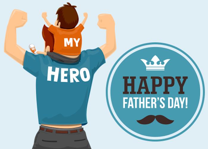 Nguồn gốc và ý nghĩa về Ngày của Cha có thể bạn chưa biết - Ảnh 1.