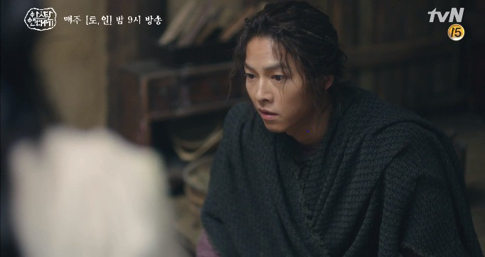 Niên Sử Kí Arthdal công bố poster phần 2, Song Joong Ki phiên bản diễm tình đẹp lấn át bản thổ dân - Ảnh 4.