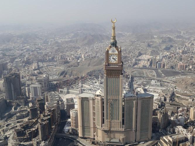 Kiến trúc độc của 5 tòa nhà cao nhất thế giới - Ảnh 4.