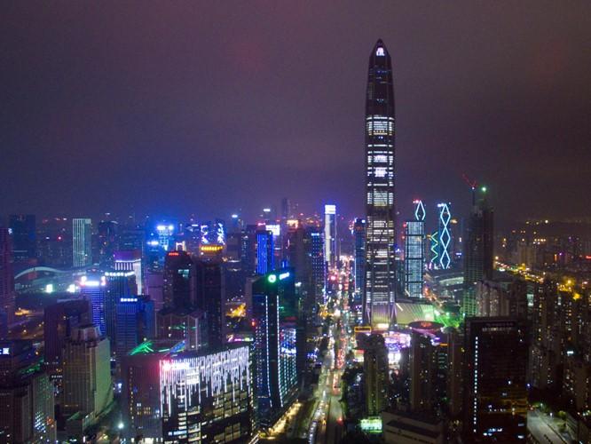 Kiến trúc độc của 5 tòa nhà cao nhất thế giới - Ảnh 5.