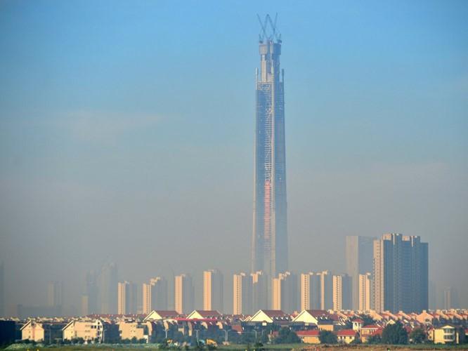 Kiến trúc độc của 5 tòa nhà cao nhất thế giới - Ảnh 6.