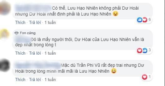 Vào vai Dư Hoài trong bản điện ảnh, Trần Phi Vũ bị netizen Trung lẫn Việt chê kém xa Lưu Hạo Nhiên! - Ảnh 12.