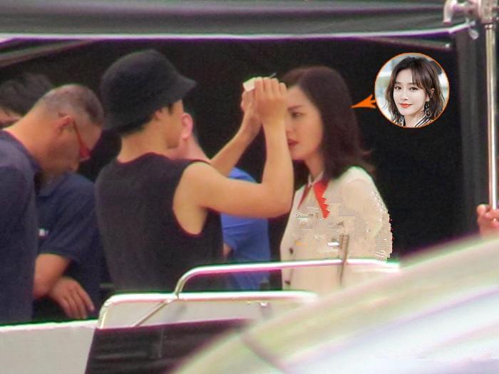 Phú Sát Hoàng hậu Tần Lam bị tố kiêu căng, cãi nhau tay đôi với đạo diễn trên phim trường Trách Em Quá Xinh Đẹp? - Ảnh 5.