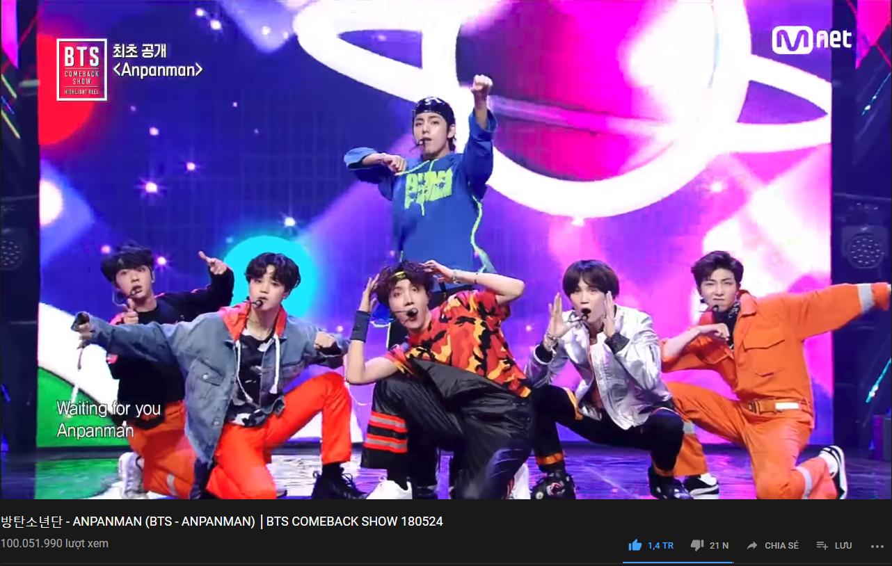 Thua ở mảng video vũ đạo, BTS vùng lên đánh bật BLACKPINK với tỉ số 2 - 0 ở khoản này - Ảnh 1.