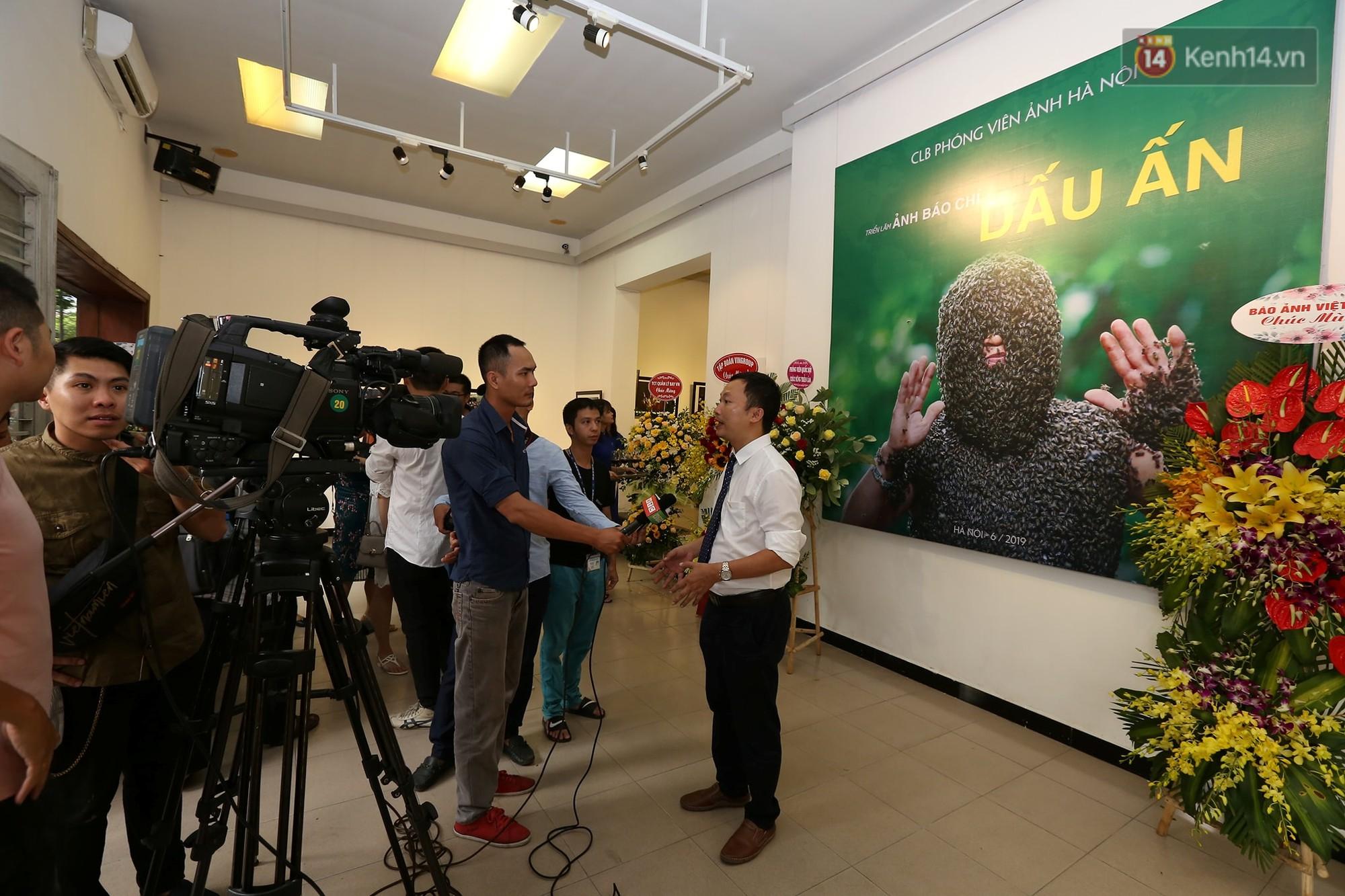 Triển lãm gần 100 bức ảnh ấn tượng của CLB phóng viên ảnh Hà Nội chào mừng 94 năm ngày báo chí cách mạng Việt Nam