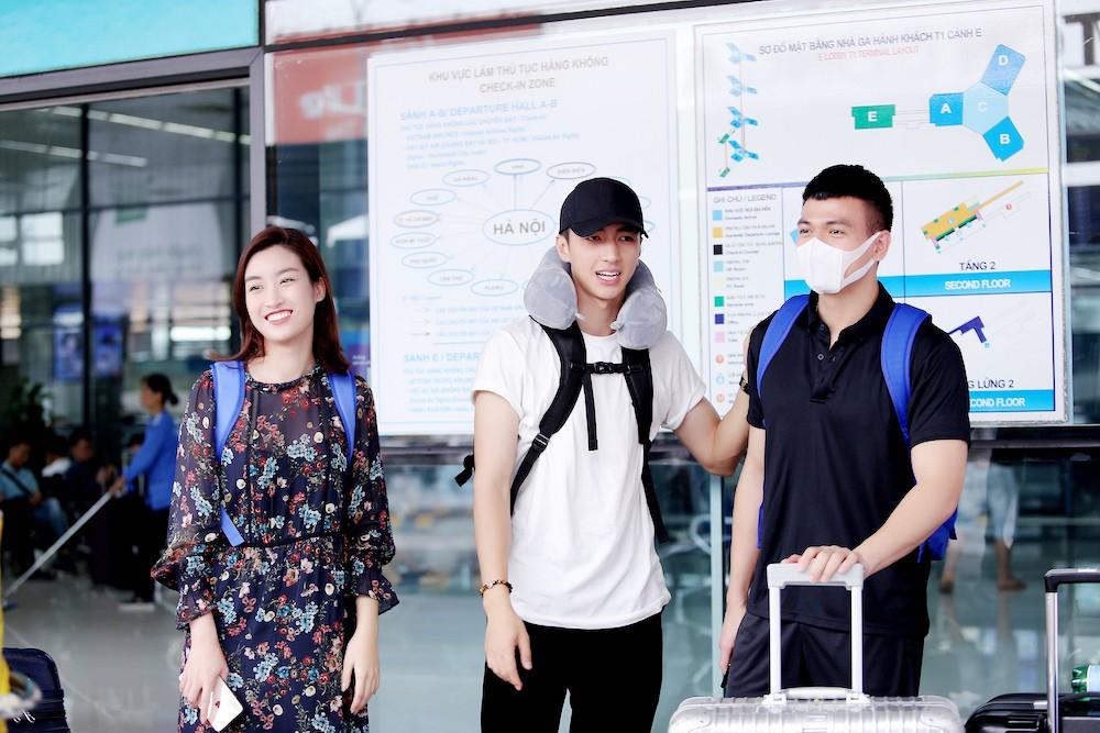 Cuộc đua kỳ thú 2019: Những hình ảnh đầu tiên được hé lộ, Kỳ Duyên - Minh Triệu diện đồ đôi, nắm tay không rời - Ảnh 17.