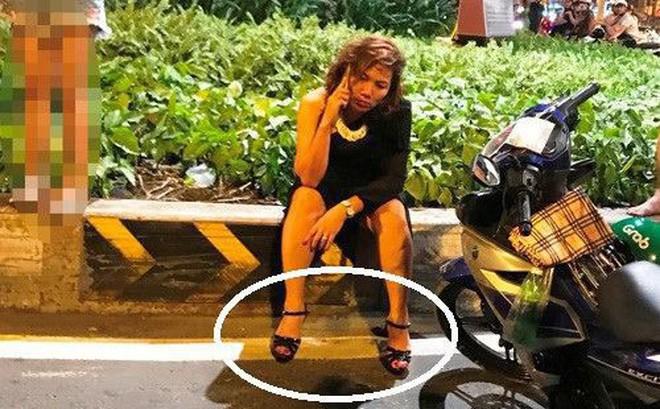 Bà Nguyễn Thị Nga khai nhận nguyên nhân xảy ra tai nạn do chiếc giày cao gót.