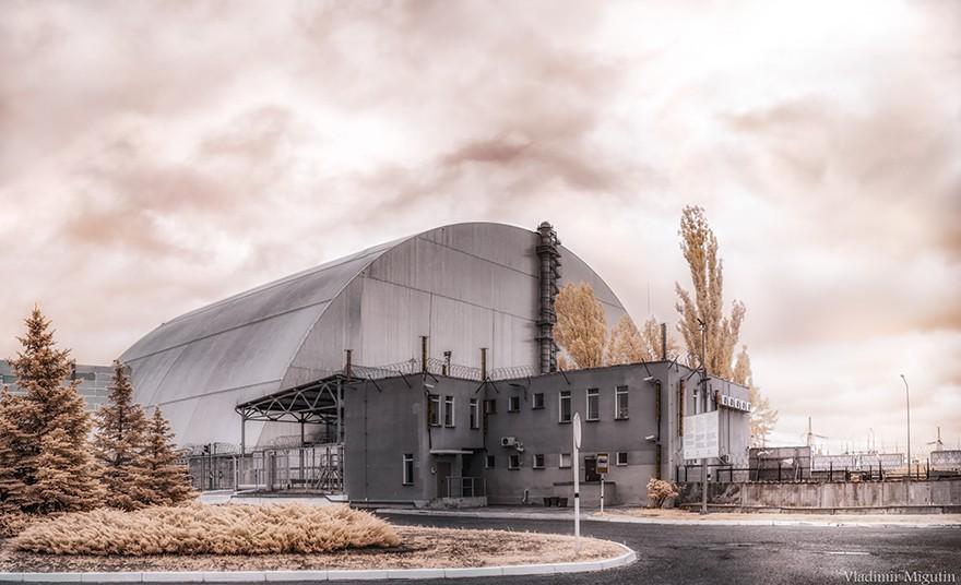Từ vùng đất ma không ai dám bén mảng, nhà máy điện hạt nhân Chernobyl bỗng hóa xứ sở thần tiên đẹp lịm tim qua lăng kính của nhiếp ảnh gia - Ảnh 17.