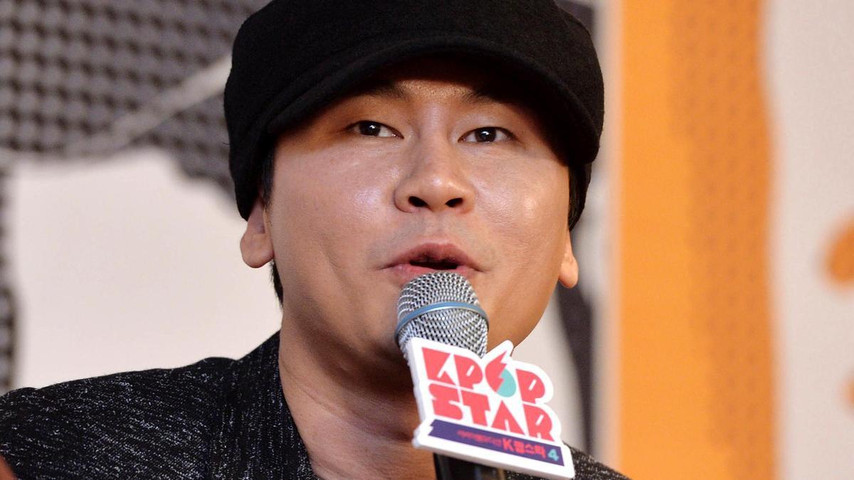 Làm màu coi nhẹ nhan sắc, bố Yang lại khẩu nghiệp chê 2NE1 và loạt sao nữ YG quá xấu, còn so bì với BLACKPINK - Ảnh 1.